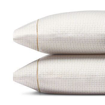 Oake - Mercer Stripe Standard Pillowcase, Pair - 100% Exclusive