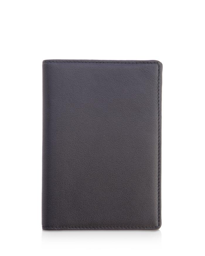 ROYCE New York Leather RFID-Blocking Passport Case    Bloomingdale's