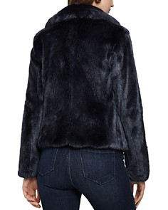 REISS - Aila Faux-Fur Jacket