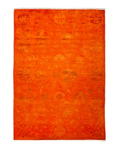 Solo Rugs - Vibrance Menage Hand-Knotted Area Rug Collection