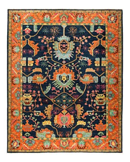 Bloomingdale's - Eclectic Ansan Hand-Knotted Area Rug Collection