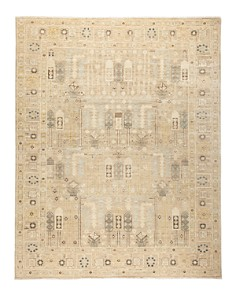 Solo Rugs - Oushak Monahen Hand-Knotted Area Rug Collection