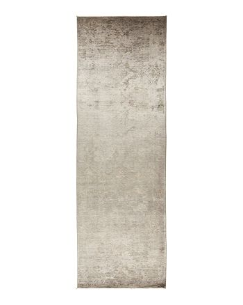 "Solo Rugs - Vibrance Collection Vita Hand-Knotted Runner Rug, 5'2"" x 15'8"""
