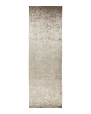 Solo Rugs Vibrance Collection Vita Hand-Knotted Runner Rug, 5'2 x 15'8