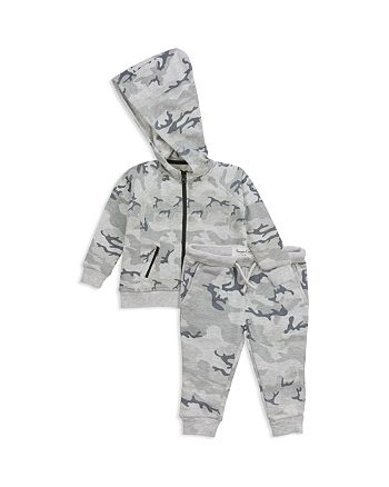 Sovereign Code - Boys' Fatone + Barack Zip Hoodie & Jogger Pants Set - Baby