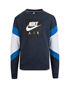 Nike - Boys' Air Crew Pullover - Little Kid