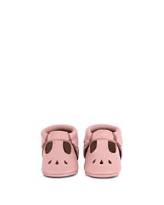 Freshly Picked - Girls' Leather Mary Jane Moccasins - Baby