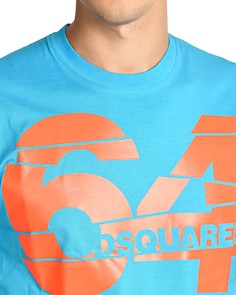DSQUARED2 - 64 Logo Graphic Tee