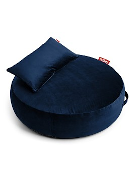 "Fatboy - Velvet Pupillow Lounge Cushion, 47"" x 12"""