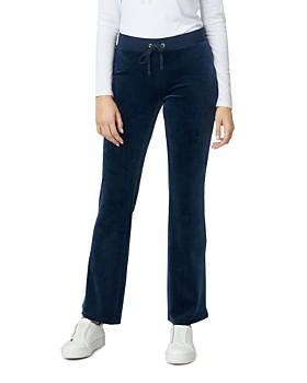 2ae39a5560 Juicy Couture Black Label - Del Rey Luxe Velour Sweatpants ...