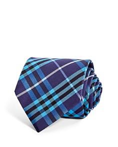Burberry - Clinton Check Classic Tie