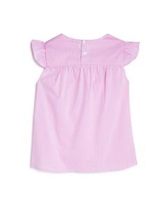Mini Series - Girls' Ruffle Front Top - Little Kid - 100% Exclusive
