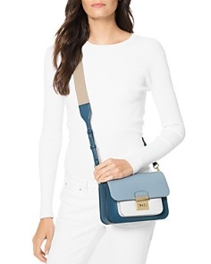 MICHAEL Michael Kors - Sloan Editor Large Leather Shoulder Bag