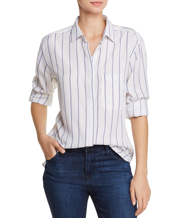 Rails - Hayden Striped Shirt