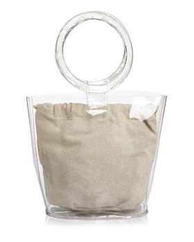 AQUA - Clear Bucket Tote - 100% Exclusive