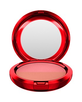 M·A·C - Powder Blush (Duo), Lucky Red Collection