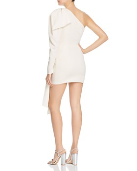 Ronny Kobo - Rema One-Shoulder Dress