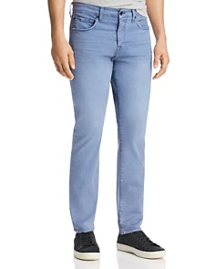 7 For All Mankind - Adrien Slim Fit Jeans in French Blue
