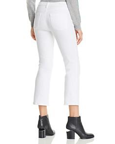 BLANKNYC - Kick Flare Jeans in Great White