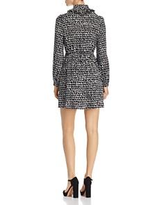 kate spade new york - Pop Printed Crepe Dress