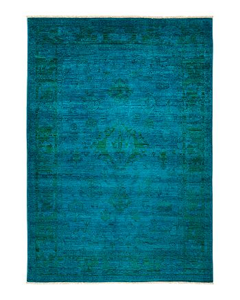"""Bloomingdale's - Cassian Vibrance Area Rug, 6'3"""" x 9'1"""""""