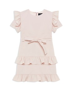 Bardot Junior - Girls' Saskia Frill Dress - Little Kid