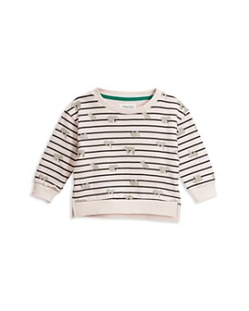 Sovereign Code - Girls' Stripe & Koala Print Sweatshirt - Little Kid, Big Kid