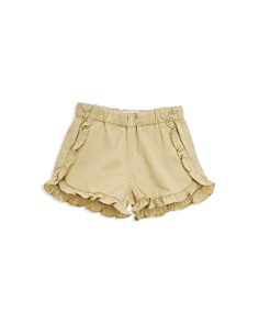 Sovereign Code - Girls' Chella Ruffle Shorts - Little Kid, Big Kid