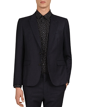 The Kooples Faded Marine Classic Fit Blazer-Men