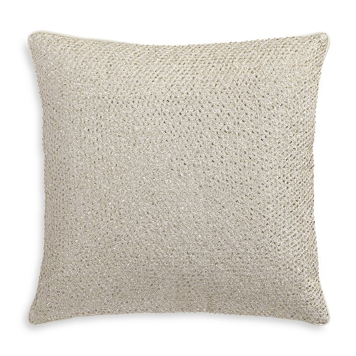 "Hudson Park Collection - Luxe Frame Decorative Pillow, 18"" x 18"" - 100% Exclusive"