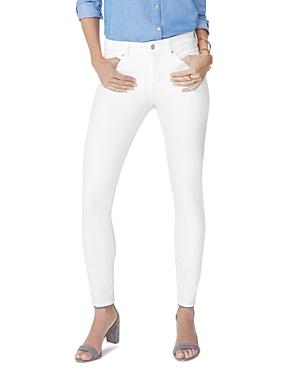 Nydj Jeans PETITES AMI SKINNY LEGGING JEANS IN OPTIC WHITE