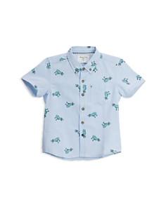 Sovereign Code - Boys' Crystal Cove Dinosaur Camp Shirt - Little Kid