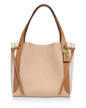 Harmony Color Block Hobo by Coach