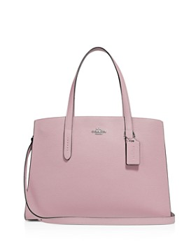 de75d7735242 COACH - Polished Pebble Leather Charlie Carryall ...