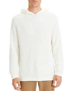Theory - Karras Hooded Piqué Sweater - 100% Exclusive