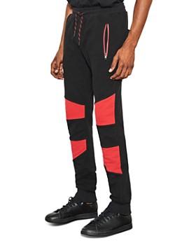 nANA jUDY - Color-Block Track Pants