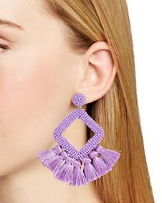 BAUBLEBAR - Laniyah Fringe Drop Earrings