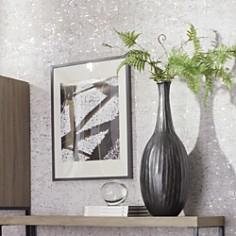 Howard Elliott - Graphite Chiseled Metal Bottle