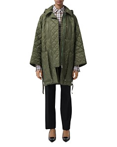 Burberry - Lightweight Quilted Coat