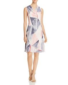 NIC and ZOE - Sail Away Sleeveless Printed Dress