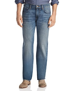 7 For All Mankind - Carsen Relaxed Fit Jeans in Phenomenon