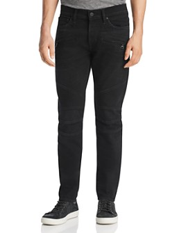 Hudson - Blinder Biker Slim Fit Jeans in Isolate