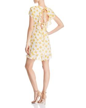 0d41cf3fa9611 ... Bardot - Floral-Print Open-Back Dress - 100% Exclusive