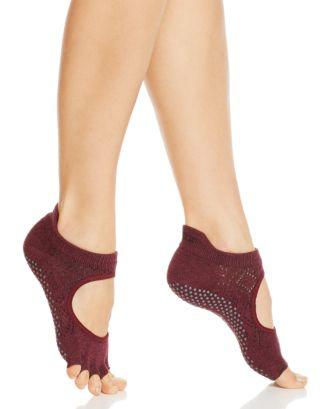 Bellarina Half Toe Grip Socks by Toe Sox