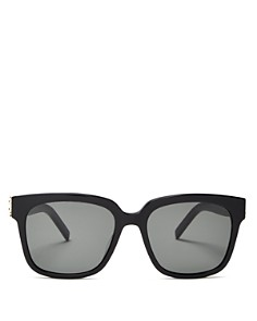 Saint Laurent - Women's Square Sunglasses, 54mm