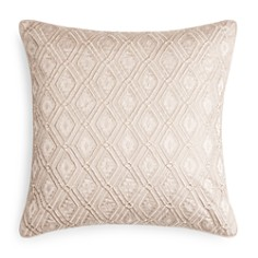 "Hudson Park Collection - Beaded & Embellished Decorative Pillow, 20"" x 20"" - 100% Exclusive"