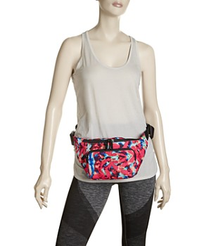 LeSportsac - Baron Von Fancy x LeSportsac x PINTRILL Tie-Dyed Belt Bag