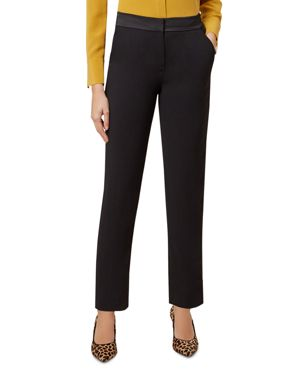 Hobbs London Tamia Straight-Leg Pants