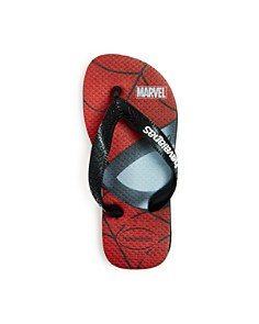 havaianas - Boys' Spiderman Flip-Flops - Walker, Toddler, Little Kid
