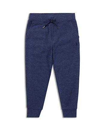 Ralph Lauren - Boys' Cotton-Mesh Jogger Pants - Little Kid